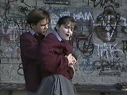 Todd Landers, Cody Willis in Neighbours Episode 1259