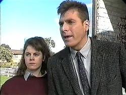 Mr. Denning in Neighbours Episode 1259