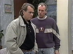 Doug Willis, Jim Robinson in Neighbours Episode 1260