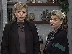 Beverly Marshall, Helen Daniels in Neighbours Episode 1260