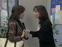 Christina Alessi, Caroline Alessi in Neighbours Episode 1260