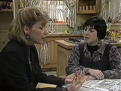 Beverly Marshall, Kerry Bishop in Neighbours Episode 1260