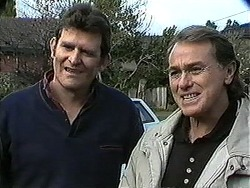 Des Clarke, Doug Willis in Neighbours Episode 1260