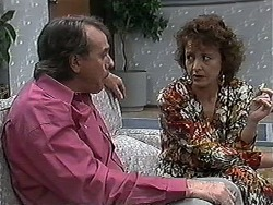 Doug Willis, Pam Willis in Neighbours Episode 1261