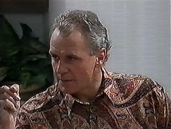 Jim Robinson in Neighbours Episode 1261