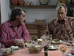 Doug Willis, Jim Robinson in Neighbours Episode 1262