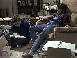 Todd Landers, Cody Willis in Neighbours Episode 1262