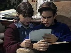 Cody Willis, Todd Landers in Neighbours Episode 1262