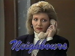 Beverly Robinson in Neighbours Episode 1262
