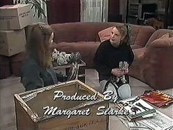 Gemma Ramsay, Melanie Pearson in Neighbours Episode 1263