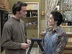 Matt Robinson, Kerry Bishop in Neighbours Episode 1263