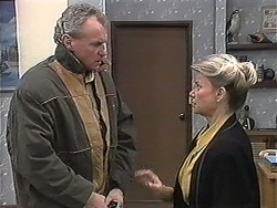 Jim Robinson, Helen Daniels in Neighbours Episode 1263