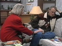 Helen Daniels, Jim Robinson in Neighbours Episode 1263