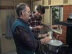 Harold Bishop, Joe Mangel in Neighbours Episode 1263