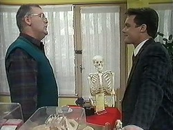 Harold Bishop, Paul Robinson in Neighbours Episode 1264