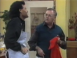 Eddie Buckingham, Harold Bishop in Neighbours Episode 1264