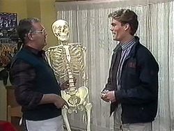 Harold Bishop, Adam Willis in Neighbours Episode 1264