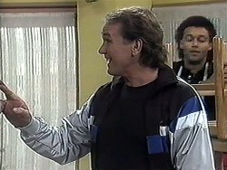 Doug Willis, Eddie Buckingham in Neighbours Episode 1264