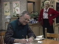 Harold Bishop, Madge Bishop in Neighbours Episode 1264