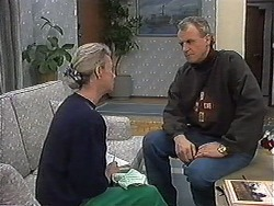 Helen Daniels, Jim Robinson in Neighbours Episode 1266