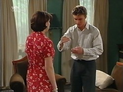Libby Kennedy, Billy Kennedy in Neighbours Episode 3131