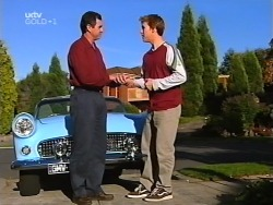 Karl Kennedy, Billy Kennedy in Neighbours Episode 3131