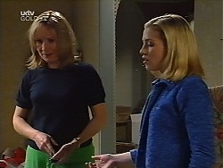 Ruth Wilkinson, Amy Greenwood in Neighbours Episode 3131
