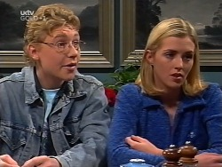 Patrick Greenwood, Amy Greenwood in Neighbours Episode 3131