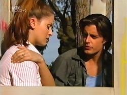 Sarah Beaumont, Drew Kirk in Neighbours Episode 3133