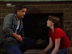 Drew Kirk, Libby Kennedy in Neighbours Episode 3133