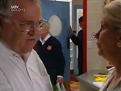 Harold Bishop, Madge Bishop in Neighbours Episode 3133