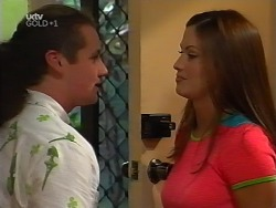 Toadie Rebecchi, Sarah Beaumont in Neighbours Episode 3133