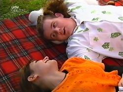 Karen Oldman, Toadie Rebecchi in Neighbours Episode 3133