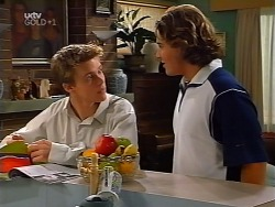 Billy Kennedy, Joel Samuels in Neighbours Episode 3134