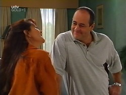 Susan Kennedy, Philip Martin in Neighbours Episode 3134