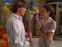 Mark Sindon, Hannah Martin in Neighbours Episode 3134