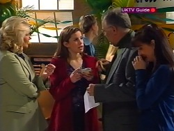 Madge Bishop, Anne Wilkinson, Harold Bishop, Susan Kennedy in Neighbours Episode 3134