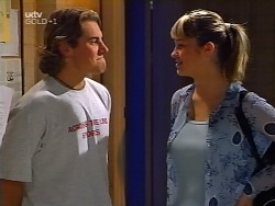 Joel Samuels, Penny Lewis in Neighbours Episode 3134