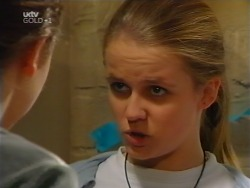 Hannah Martin, Denny Cook in Neighbours Episode 3134