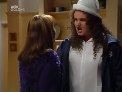 Karen Oldman, Toadie Rebecchi in Neighbours Episode 3134