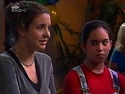 Hannah Martin, Zoe Tan in Neighbours Episode 3135