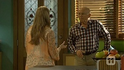 Sonya Mitchell, Dave (Fake Walter) in Neighbours Episode 6677