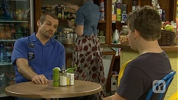 Toadie Rebecchi, Callum Jones in Neighbours Episode 6677