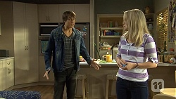 Mason Turner, Lauren Turner in Neighbours Episode 6681
