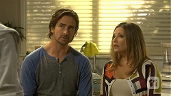 Brad Willis, Terese Willis in Neighbours Episode 6681