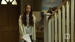 Imogen Willis in Neighbours Episode 6681