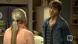 Lauren Turner, Mason Turner in Neighbours Episode 6681