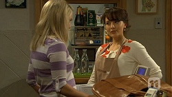 Lauren Turner, Vanessa Villante in Neighbours Episode 6681