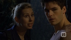 Julie Parelli, Chris Pappas in Neighbours Episode 6681