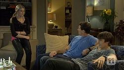 Amber Turner, Matt Turner, Mason Turner in Neighbours Episode 6688